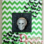 Halloween Canvas Wall Hanging
