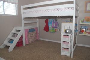 DIY Loft Bed