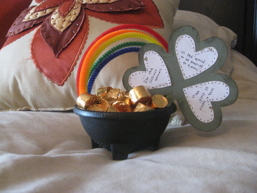 Pot of Gold for St. Patrick's