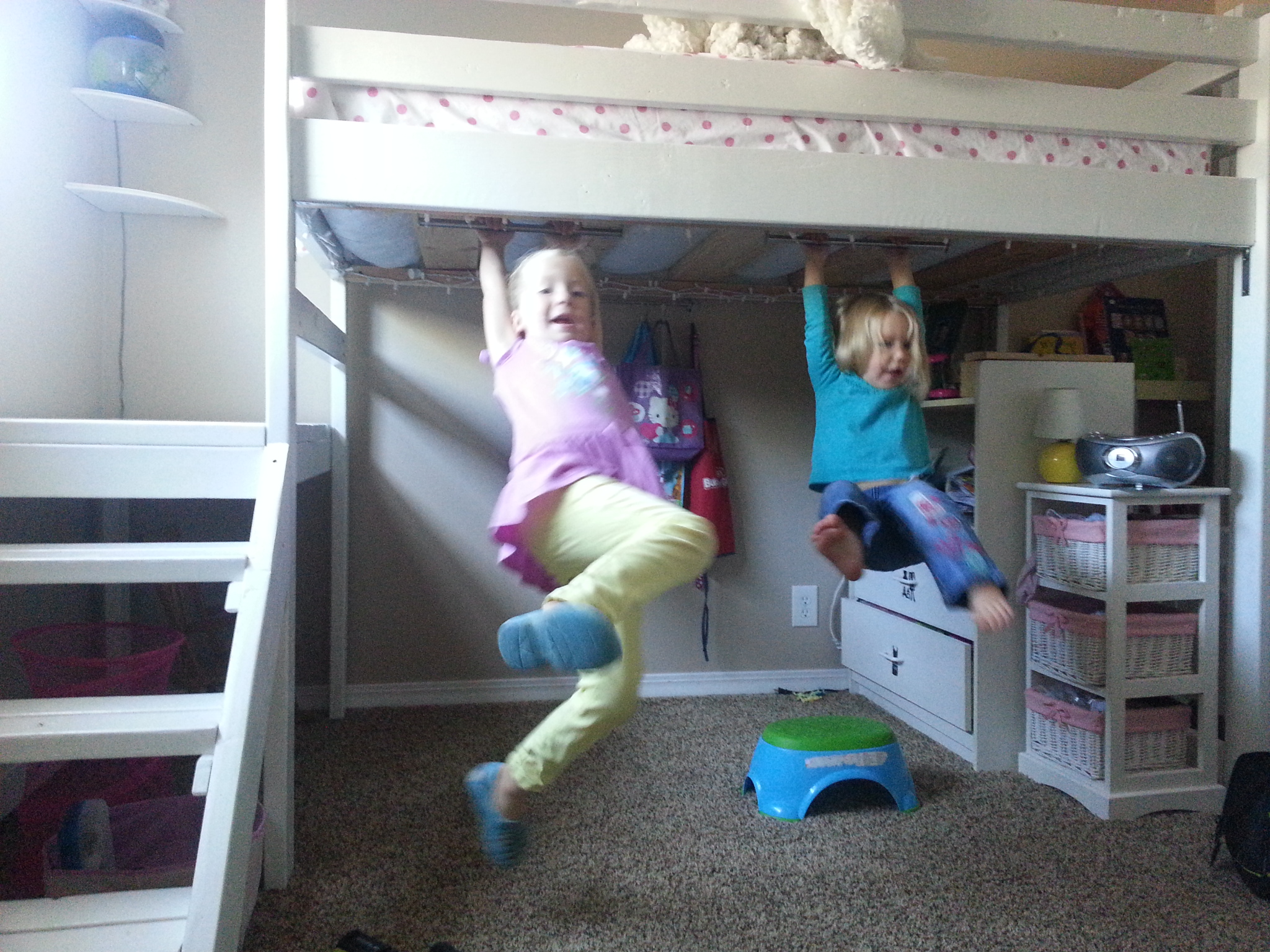 DIY Loft Bed-Guest Post
